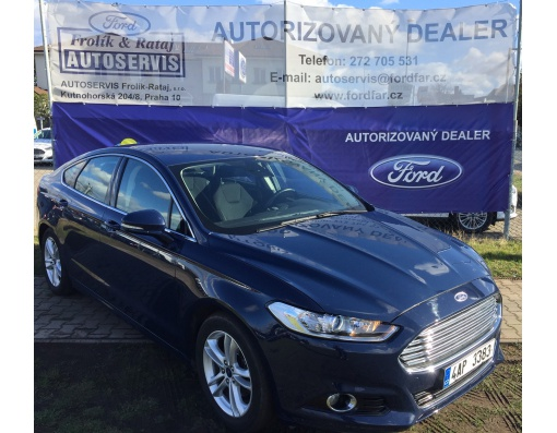 10.Ford Mondeo