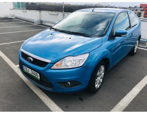 1.Ford Focus