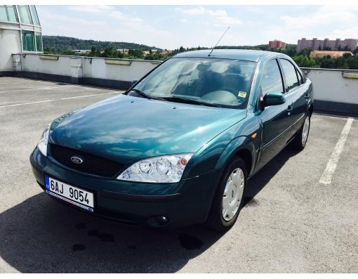 16.Ford Mondeo- zelené