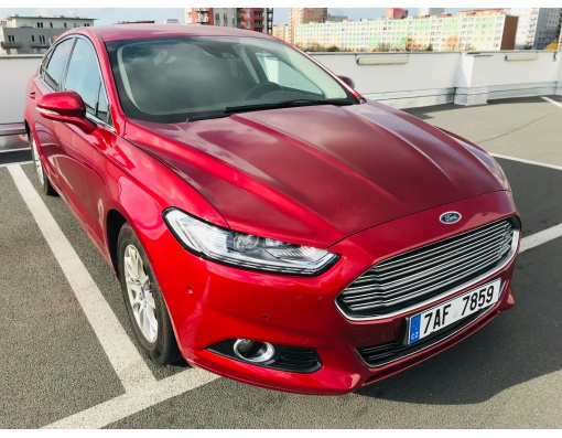 53.Ford Mondeo