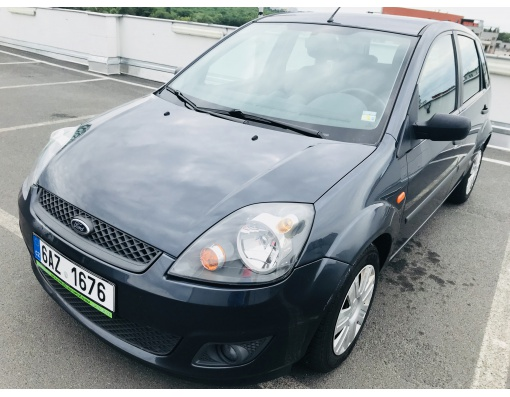 36.Ford Fiesta AUTOMATIC