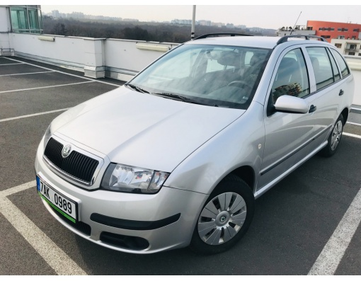 08.Škoda Fabia Combi