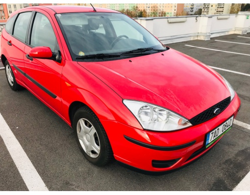 41.Ford Focus 1,6 Duratec