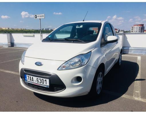 46.Ford Ka - Bílé
